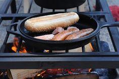 GOOD TIMES:アウトドアの基本は焚き火料理だぜ!