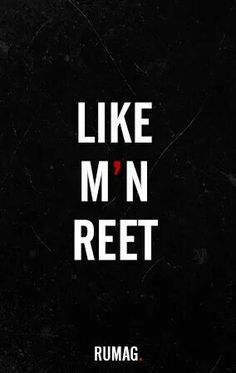 Like #rumag