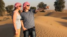 Amazing holiday to the UAE (Dubai) in April 2014 + engagement in Dubai. Dubai In April, Dubai Video, Dubai Desert, Uae, Safari, Mens Sunglasses, Engagement, Videos, Amazing
