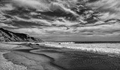 New England Nautical scene of Block Island by AngellFineArtsLtd, $350.00
