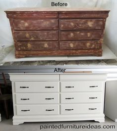 18 Easy DIY Dresser Makeovers
