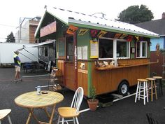 Ruby Garden food cart
