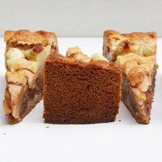Ein-de-lijk staat het recept van deze appeltaart met pecannoten en stroopwafel online! Wat bak jij vandaag? Let me know