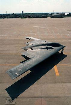 "michell169: "" B-2 Spirit Stealth Bomber """