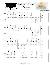 Simplified Primary Songs