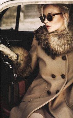 I want this coat!