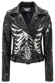 f1df69013 77 Best Biker Jackets images in 2018   Gothic clothing, Jacket, Jackets