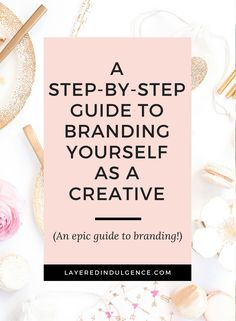 As a creative, blogger or entrepreneur, branding is essential. Creating a strong brand makes growing your influence easy and marketing a breeze. Check out my best tips for creating consistent visual branding across your blog, website and social media. You'll learn the importance of logo design, color palette, creating a mood board and more! Click through to read about how to brand your blog now and make sure to save this pin for others to read too!