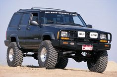 Ultimate Jeep Cherokee - Technical Articles - Four Wheeler Magazine