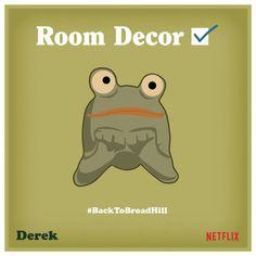 Derek - Series 2 on May 30th / Netflix Don't miss it! :D