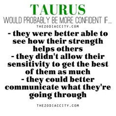 Zodiac Files: Taurus