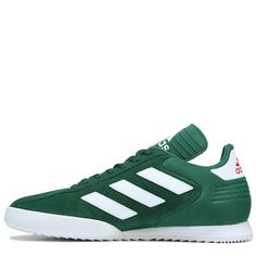 low priced 542ca 37dfd Adidas Men s Copa  sneakers (Green White)