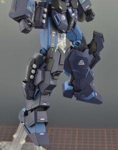 GUNDAM GUY: Jesta Cannon - Customized Build