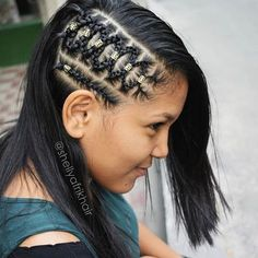 These braided hairstyles for black women really are fabulous Natural Cornrow Hairstyles, Braided Hairstyles For Black Women, Kids Braided Hairstyles, African Braids Hairstyles, Scarf Hairstyles, Girl Hairstyles, Curly Hair Styles, Natural Hair Styles, Pelo Afro