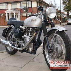Velocette Venom Thruxton 500 for Sale | Motorcycles Unlimited