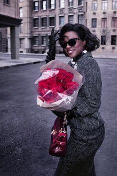 Viola Davis. Love this picture.
