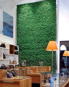 GREEN WALL® art aqua
