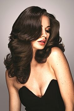 Hairstyle Trend #brunette #haircolor