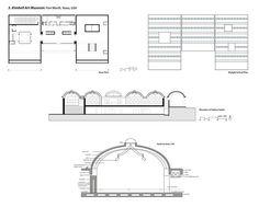 kimbell art museum section - Google 검색