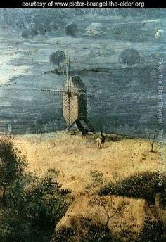 Haymaking (detail) 5 - Pieter the Elder Bruegel - www.pieter-bruegel-the-elder.org
