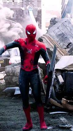 Marvel Avengers Movies, Iron Man Avengers, Marvel Comics Superheroes, Marvel Heroes, Marvel Funny, Iron Man Spiderman, Parker Spiderman, Spiderman Movie, Amazing Spiderman