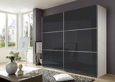 Unique Kleiderschrank Escape Alpinwei Grauglas Buy now at http