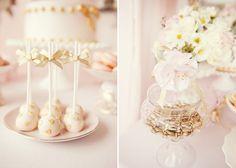 Pink & Gold Guest Dessert Feature « SWEET DESIGNS – AMY ATLAS EVENTS