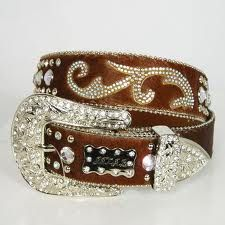 Cute cowgirl belt I want!