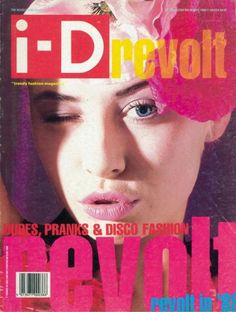 i-D Magazine Wendy James Cover