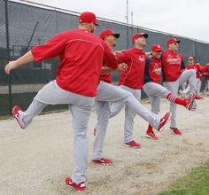 The most adorable pic from spring training!