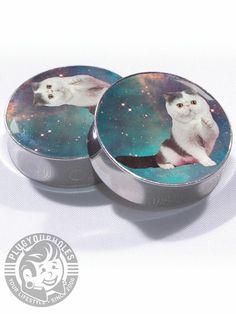 Space Cat Plug