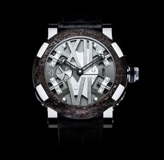 I'm reminded of superman and lex luthor for some weird reason- Stylish Watch