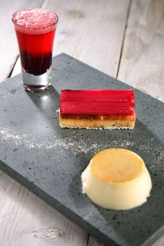 Yummy desserts in the restaurant. Also provide outside catering to lots of special events in Cumbria and Lake District