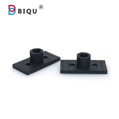 BIQU 3D Printers Nut Plate for 8mm Metric Acme Lead Screw For Openbuilds C-beam T8 Lead Screw&Aluminum Profile Extrusion Parts