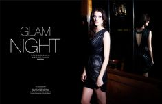 Segui la moda - #3 Glam Nights June 2011 - http://issuu.com/seguilamoda/docs/2011_revista_slm_junio_01/18