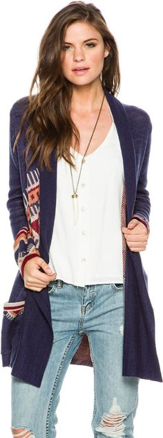 BILLABONG WINTER SOLSTICE CARDIGAN
