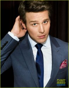 Jonathan Groff aka Jesse St. James   #Glee