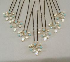 Custom Wedding Hair Accessories Swarovski by BridalDiamantes, $35.00
