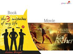 Chetan Bhagat - #Book Vs. #Movie