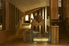 Tierra Patagonia Hotel & Spa: set in the uttermost south of Chile, the hotel looks out over Lake Sarmiento to the mountain peaks of Torres del Paine National Park, the centerpiece of Chilean Patagonia and a UNESCO Biosphere Reserve site since 1978.
