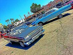 Nice '63 Chevy Impalas