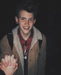 Omg imagine holding Levi's hand ❤️❤️
