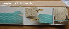 Mini Album using Afternoon Picnic by Stampin Up