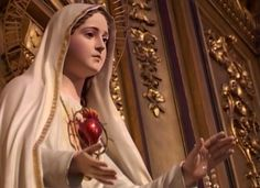 Immaculate Heart : Our Lady of Fatima