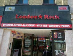 Punk Fashion - London Rock