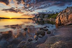 Golden Coast - Eftang, Larvik, Norway