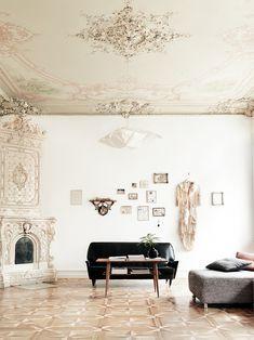 bright + beautiful swedish home