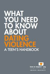 Love Is Not Abuse -   Handbook For Teens   (pdf download)