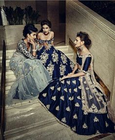 Best Bridal Dresses Color Combination in Pakistan 2020 Indian Bridal Wear, Pakistani Bridal, Pakistani Dresses, Indian Dresses, Indian Wear, Indian Outfits, Indian Clothes, Red Lehenga, Anarkali