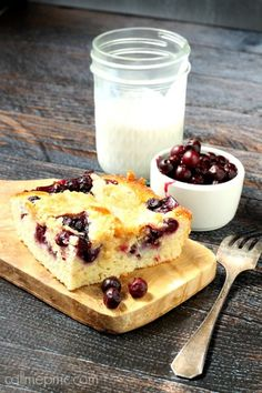 Fresh Blueberry Coffee Cake a fine crumb, tender texture cake with sweet, fresh blueberries and topped with a sweet, crisp streusel, you're sure to love!